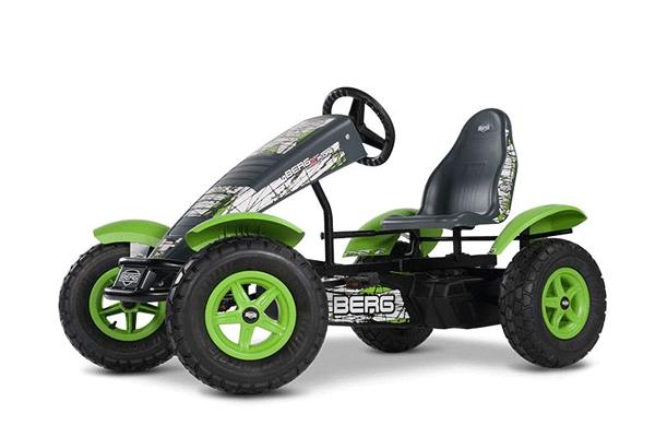 מכונית פדלים חשמלית מדגם ברג אקספלור