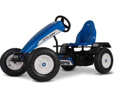 מכונית פדלים כחולה דגם ברג אקסטרה סםורט