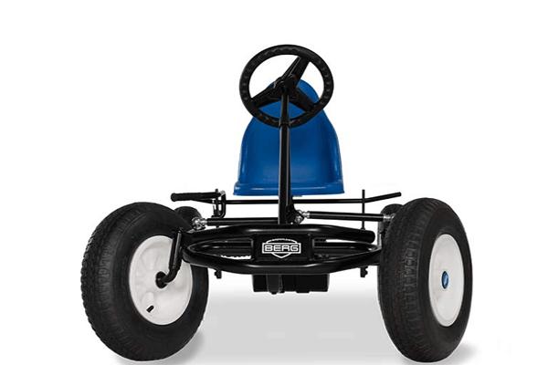 מכונית פדלים כחולה דגם ברג בייסיק