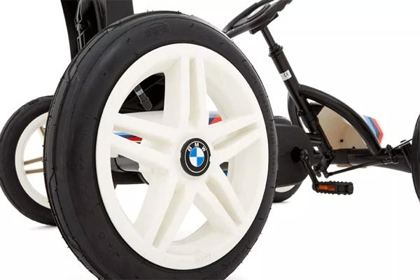 גלגל של מכונית פדלים מדגם ברג BMW סטריט רייסר