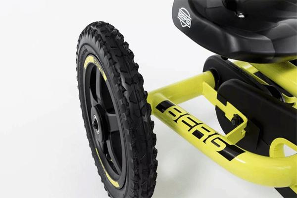 גלגל מכונית פדלים דגם ברג באדי קרוס