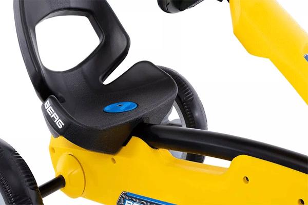מושב של מכונית פדלים מדגם ברג רפי ריידר