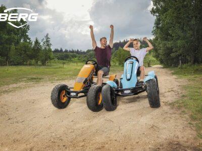 מכוניות פדלים חשמליות BERG E-BFR
